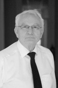 Der Inhaber der Dr. Ketterer Ingenieurgesellschaft Herr Dr. Bertold Ketterer