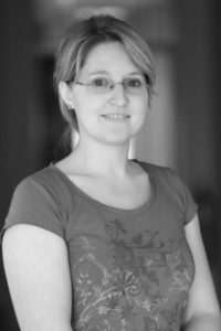 Frau Dorothee Arbogast. Sekretariat der Ingenieurgesellschaft